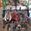 Mr. Seetal Patel and family - 04 pax - India - Oct 12 to Oct 17, 2013 - Sokha Angkor Hotel - Mostly morning tour to near by sites - guide Chaya.