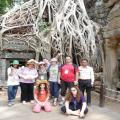 Bangkok to Angkor Wat and back day trip